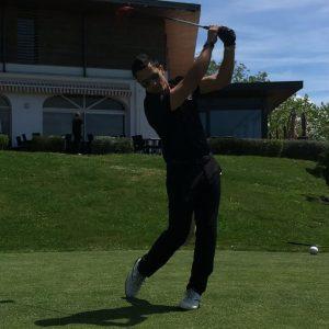 entrainement physique golf