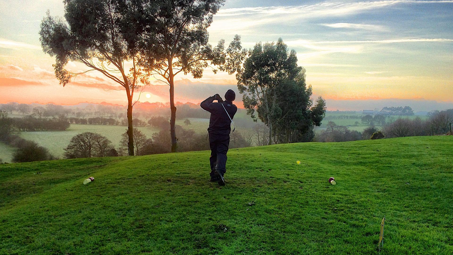 Reprise du golf le 11 Mai