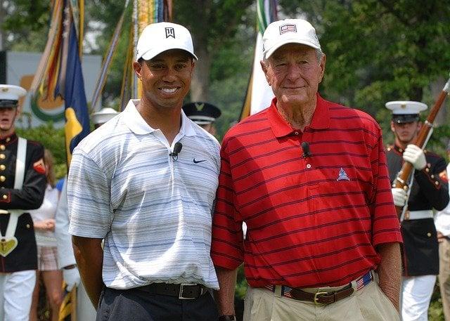 L'Histoire de Tiger Woods