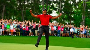 Tiger woods et nike golf