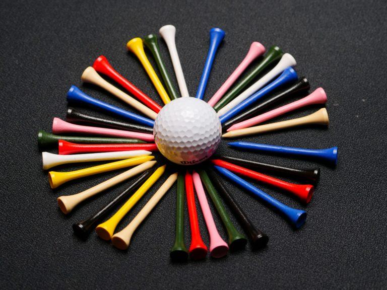Tee pitch golf